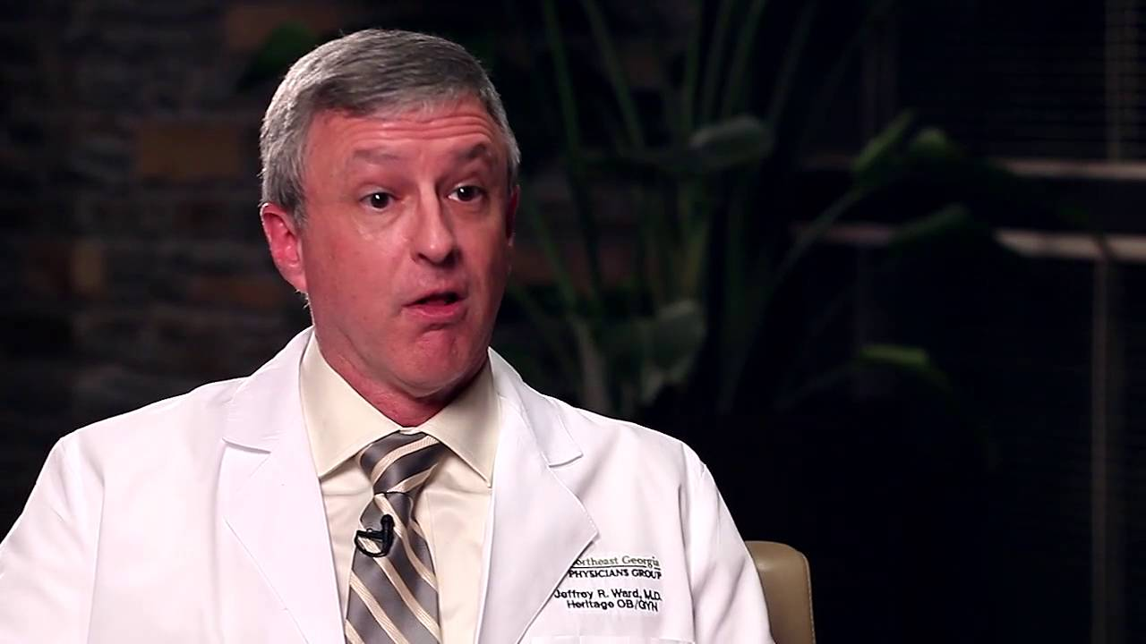 Jeffrey Ward, MD – OBGYN | Northeast Georgia Physicians Group