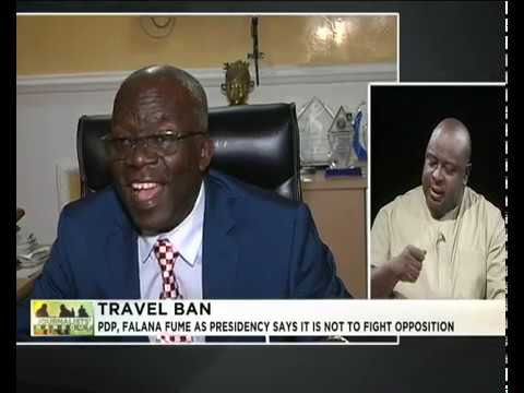 Journalists' Hangout 15th October 2018 | Travel Ban Controversies