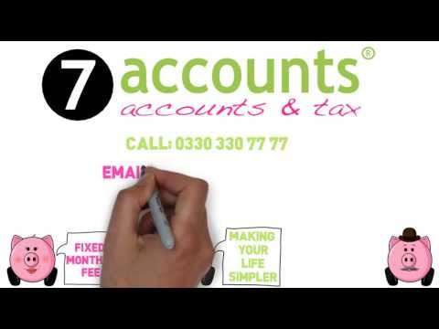 7 Accounts & Tax - Helping small businesses throughout the UK