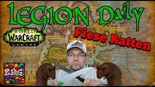 LEGION DAILY - Fiese Ratten geht´s an die Gurgel! #12