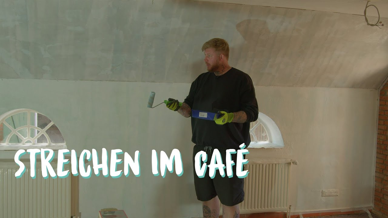 Das Pfarrhaus   Café gestalten