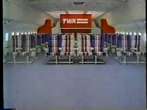 1983 TWA commercial