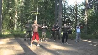 Бесконтактный бой   YouTube 00