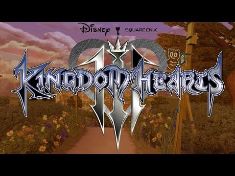 Kingdom Hearts III World Ideas: Destiny Islands