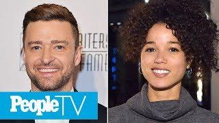 Justin Timberlake & Alisha Wainwright Seen Holding Hands — 'Completely Innocent': Source | PeopleTV