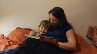 Иисус на страницах Библии. История 1 - История и песня #чтение_детям #детская_библия