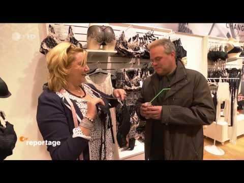 ZDF.reportage: Weihnachts-Endspurt - Shopping-Stress im Einkaufstempel