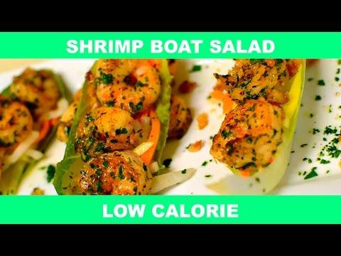 Shrimp Boat Salad Recipe Video