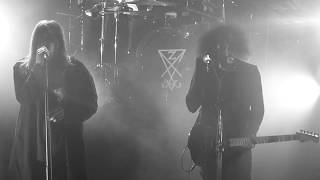 Zeal & Ardor - Coagula & Cut Me (live @ 013 Tilburg 27.11.2018) 3/7