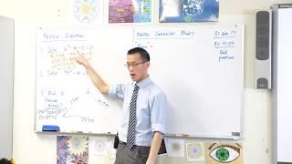 Y10 Review Questions (Quadratics and cosine rule)
