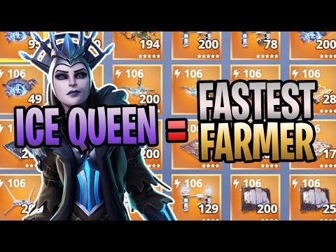 Fortnite New Fast Farming Meta Fortnite How To Fly In Save The World New Forged Fate Ninja Gameplay Youtube