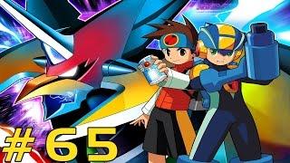 Mega Man Battle Network 6: Falzar (JP) - Part 65: PENGUIN CAPTURE [Ft. TGP]
