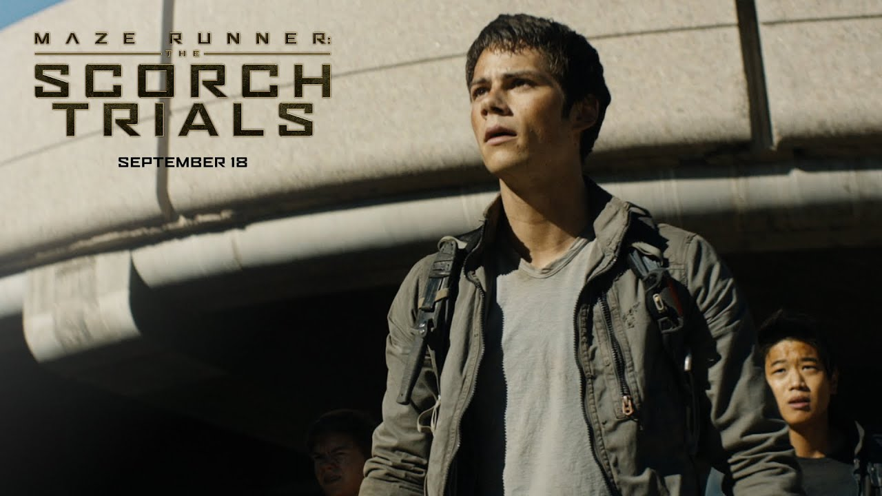 Maze Runner: The Scorch Trials | Next Chapter [HD] | 20th Century FOX