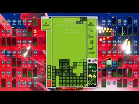 [Tetris 99] To The Beat (GB Ver.)