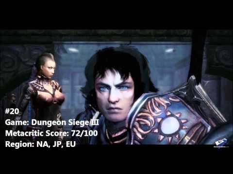 Xbox 360 RPG List