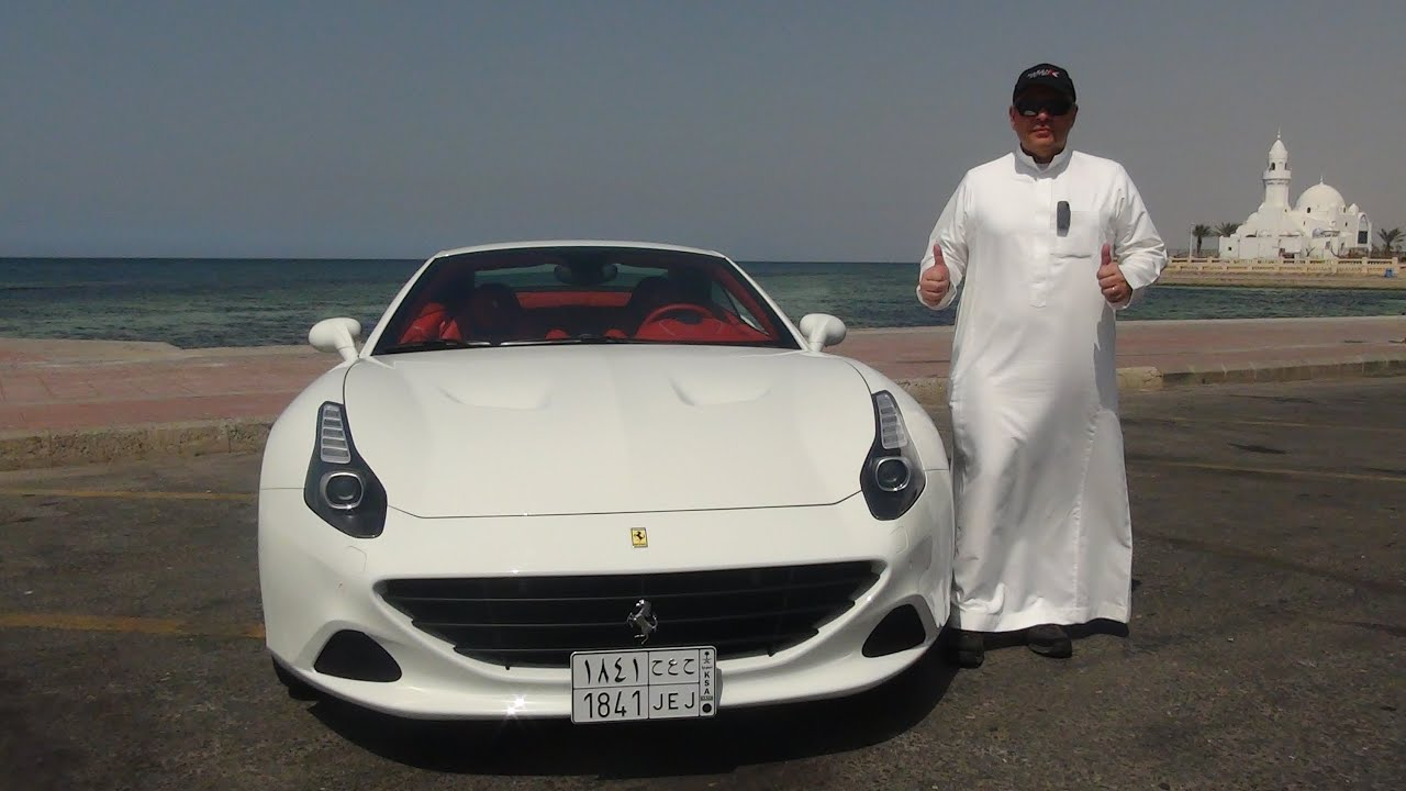 Ferrari California T >> تجربة فيراري كاليفورنيا تي2015 - حسن كتبي - YouTube