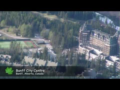 Banff Gondola Ride, Alberta, Canada