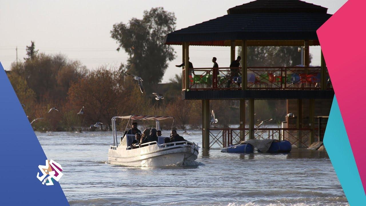 العربي اليوم | العراق .. وفاة 72 شخصا بعد غرق عبارة في نهر دجلة بالموصل