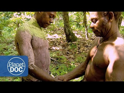 Papua New Guinea. Traditions of their Tribes | World Curiosities
