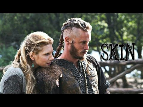 Ragnar and Lagertha // I'll be thinking about you - The Vikings