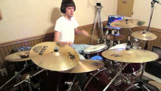 Default - Wasting My Time (Drum Cover HD)