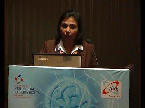 Sunita k Sreedharan at GIPC 2013,Bangalore,India