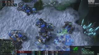 ZvT  Nerchio vs uThermal - bo3- Starcraft 2