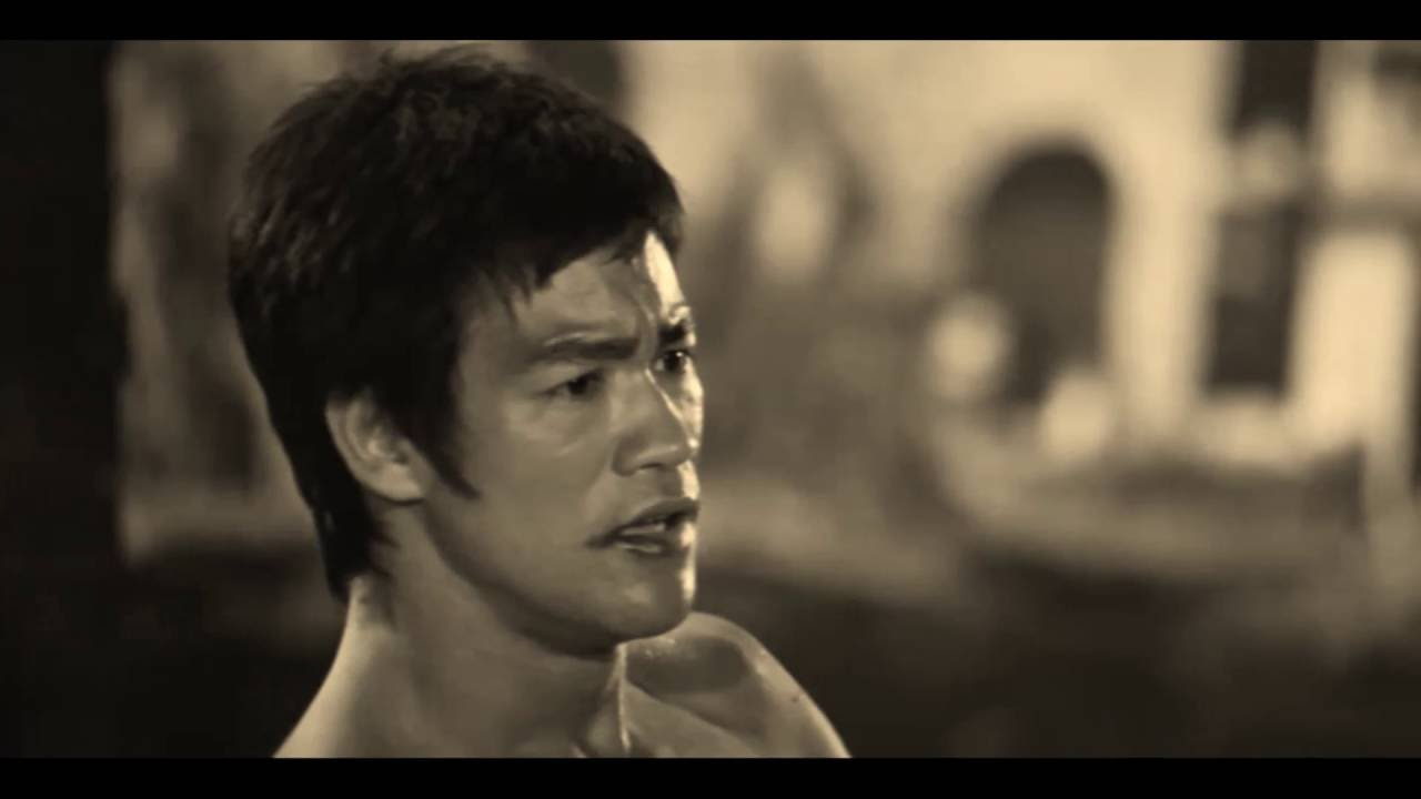 Bruce Lee / Way of the dragon (1972) Original soundtrack, by Serkan Öz