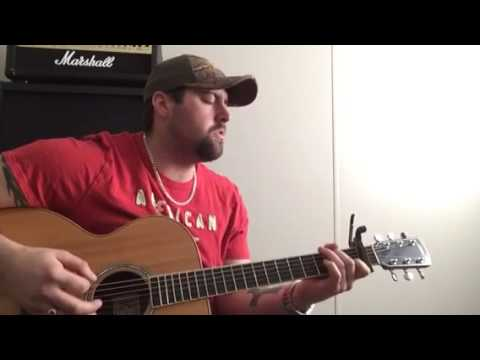 Travis Tritt Help Me Hold On (cover)