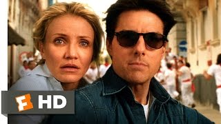 Knight and Day (3/3) Movie CLIP - The Running of the Bulls (2010) HD