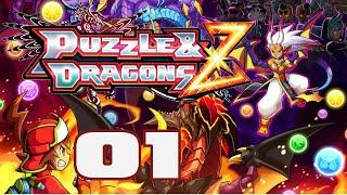 PUZZLE & DRAGONS Z #01 - Struwwel, der Drachenzähmer - Let