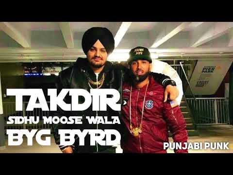 Takdir FULL SONG   Simrat Gill   Sidhu Moose Wala   Byg Byrd   New Punjabi Song 2017 720P