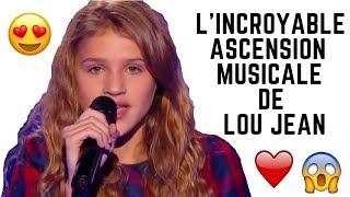 L'INCROYABLE ASCENSION MUSICALE DE LOU JEAN- Lou Musique Fan