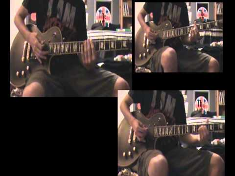 Hand in Hand With the Damned - Alesana Guitar Cover mp3