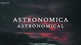 SVRCINA - Astronomical