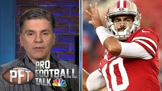 More likely: Can Jimmy G come up clutch for San Francisco 49ers? | Pro Football Talk | NBC Sports