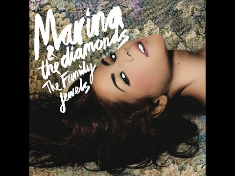 Marina And The Diamonds - Numb (Remastered with Lyrics)