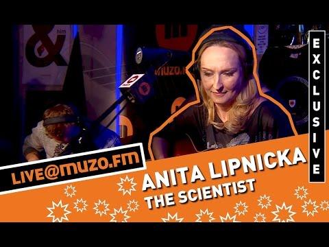 Anita Lipnicka - The Scientist [Coldplay Cover] (Live at MUZO.FM)
