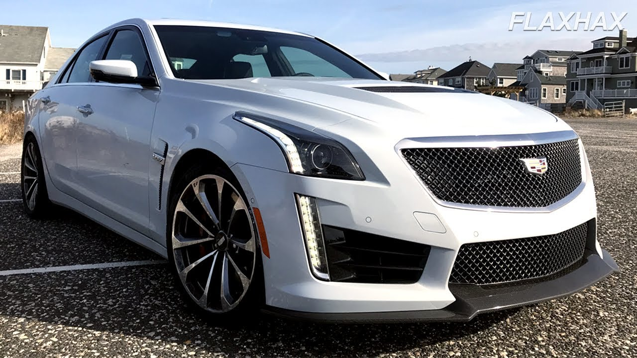 2018 Cadillac Cts V Full Review Drive Amp Sound The