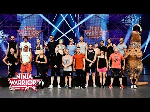 Ninja Warrior Germany 2019 | Promi-Special - Fr 22.11. Bei RTL Und Online Bei TVNOW