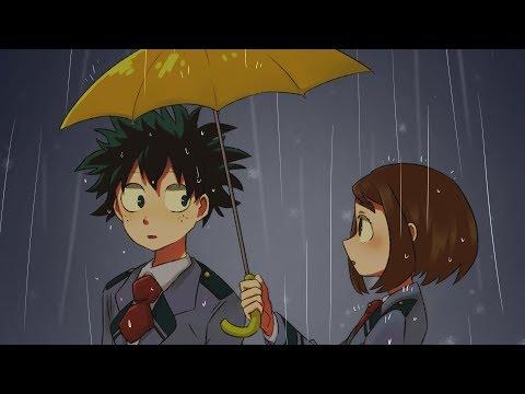 ❤ДОЖДЬ❤додзинси Моя Геройская Академия.. BNHA/My Hero Academia Doujinshi (dub Comics)