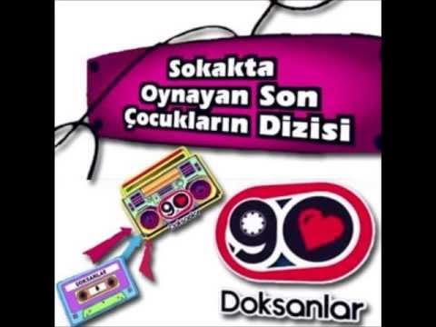 Doksanlar-90'lar-dizisi müzikleri-Hakan Peker Bir Efsane