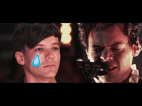 Download lagu gratis LOUIS TOMLINSON IS EMOTIONAL AFTER WATCHING HARRY STYLES PERFORMING TWO GHOST terbaik