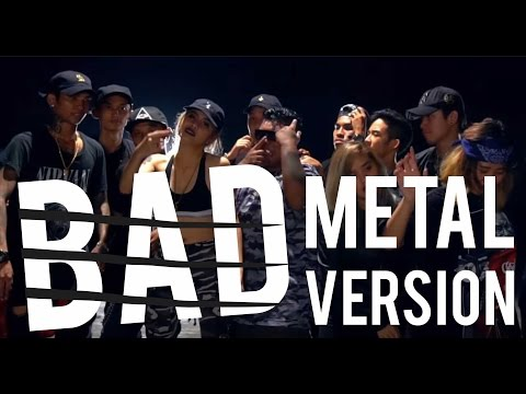 Young Lex ft AwKarin - BAD ≠ GOOD ( METAL COVER )