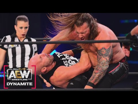 Was SCU Able to Defeat Jericho and Hager? AEW Dynamite, 11/25/20