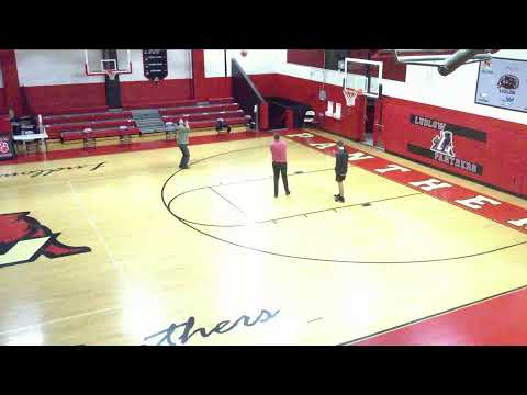 Ludlow High School vs. Tichenor Middle School Mens' Basketball