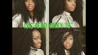 Isis Afro Kinky 18