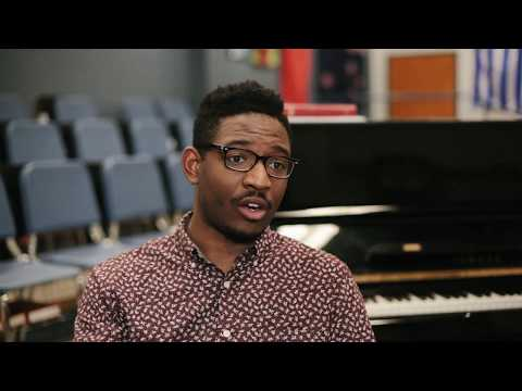 Music Major: Isaiah