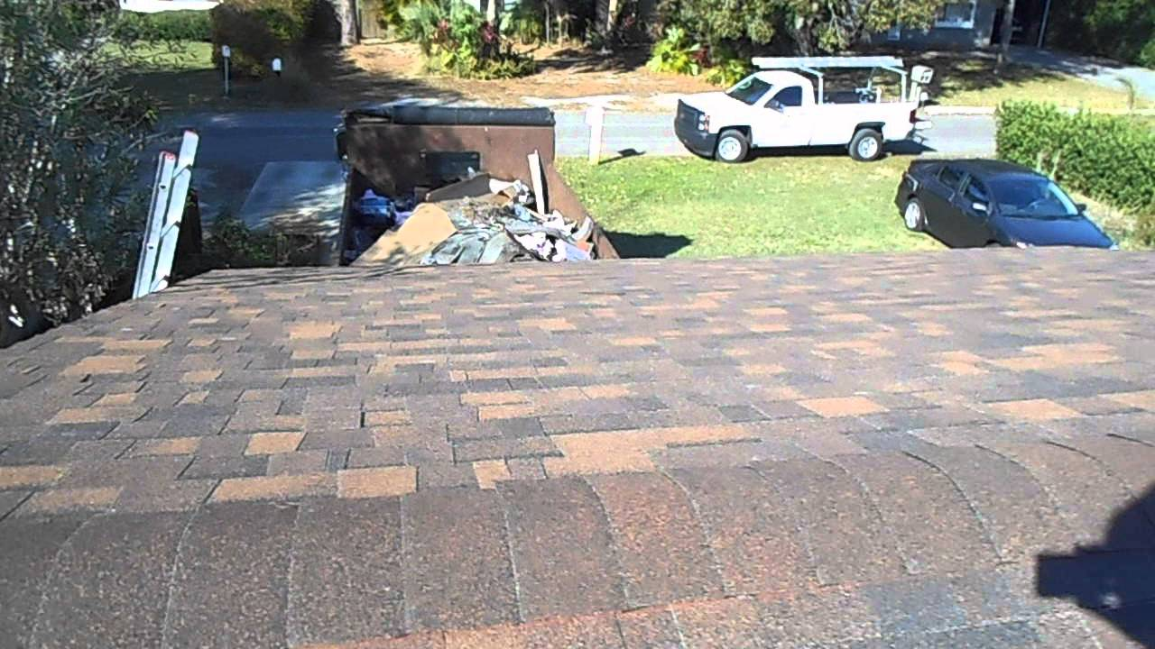 Brownwood Shingle Roof Installed By Dunn Contracting Youtube