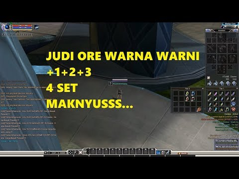 JUDI ORE WARNA WARNI 4 SET - CORA STELLAR - RF CLASSIC INDONESIA (1)